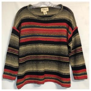 DENIM & SUPPLY Ralph Lauren 3/4 Sleeve Sweater MED